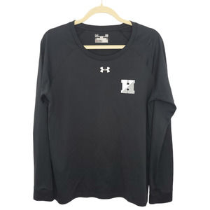 Mens Under Armour Hill School Long Sleeve T-Shirt